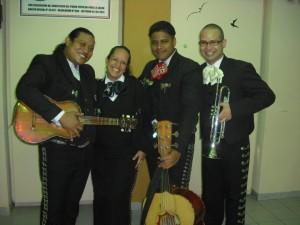 mariachi venezuela mia, ministerio musical los hijos del rey